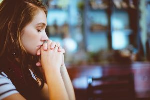 girl praying 300x200 - Why Pray?