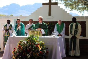 outdoor Catholic mass 300x200 - When Churches Close, Hold Mass Outdoors, As During the Spanish Flu Pandemic