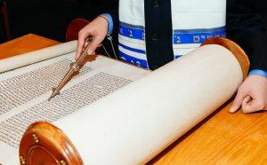 jewish man dressed ritual clothing torah bar mitzvah 300x186 - He Who Attacks the Old Testament Attacks Judaism