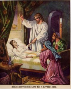 Jesus restoring life 239x300 - Two Takeaways from a Medical Miracle